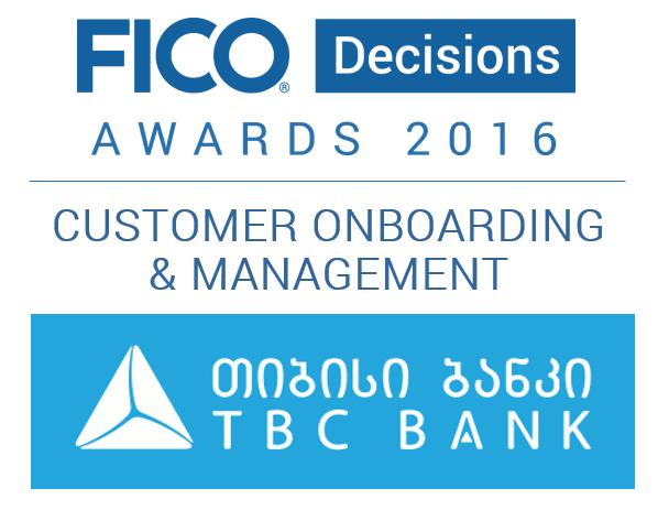 TBC Bank Award TBC Bank Wins Award for Omni Channel Customer Engagement