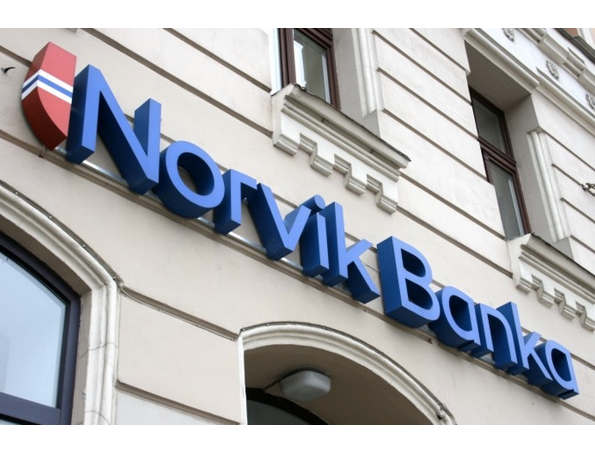 Norvik Banka exterior photo
