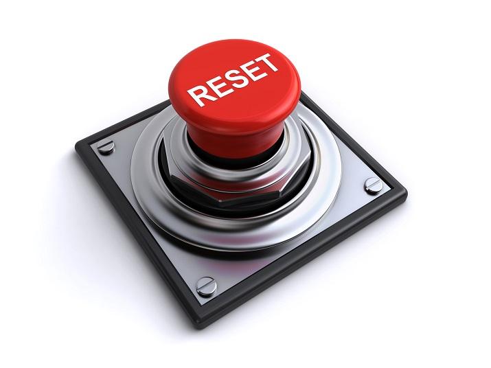 regulatory reset