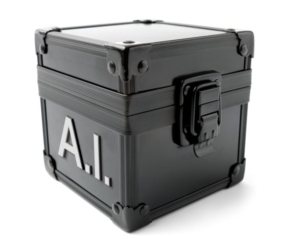 Box stamped AI