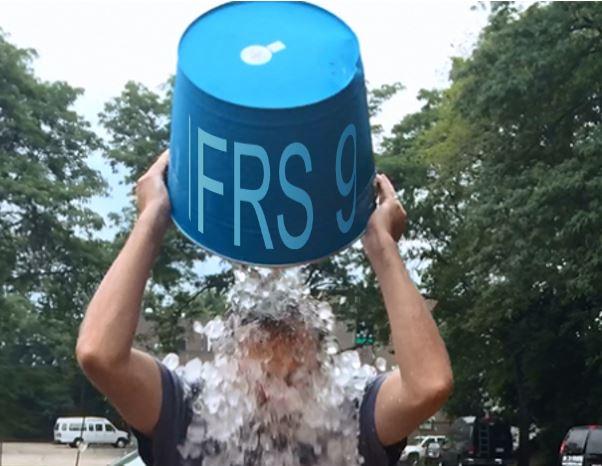 Ice bucket challenge photo