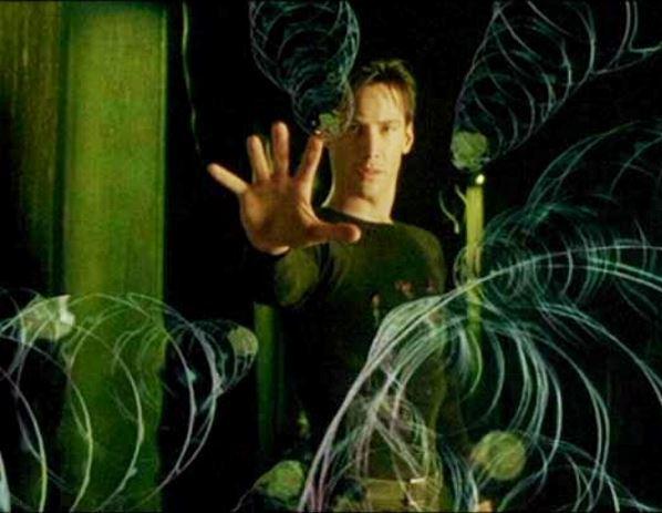 Matrix photo