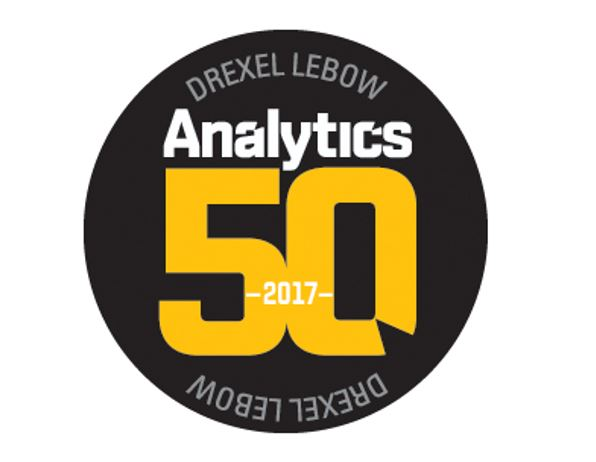 Analytics 50 2017 FICO Receives Analytics 50 Award for FICO Score XD