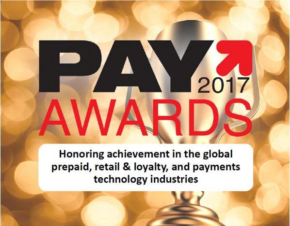 Pay Awards logo