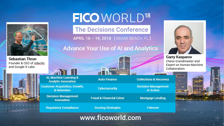 FICO World image