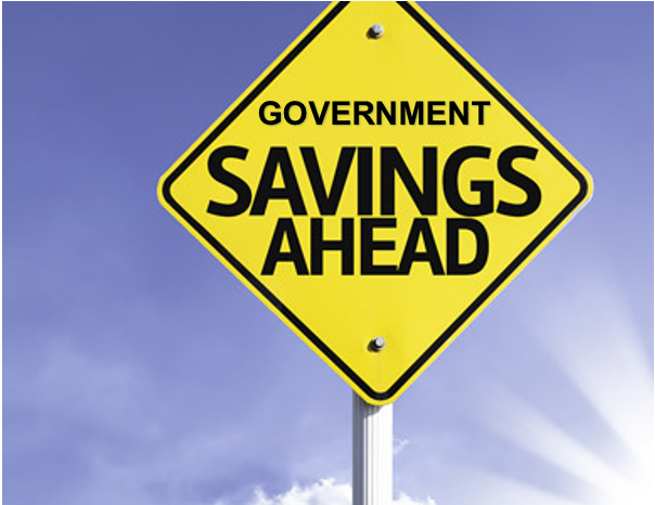 Five Ways To Save Money Every Government Department Should Know About