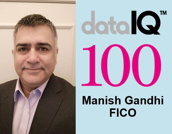 DataIQ 100 Manish Gandhi Analytics Leaders Manish Gandhi Joins DataIQ 100 List of UK Analytics Leaders