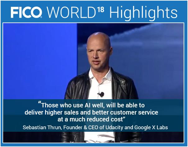 AI revolution - Sebastian Thrun