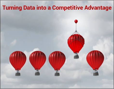 Data analytics for competitive advantage