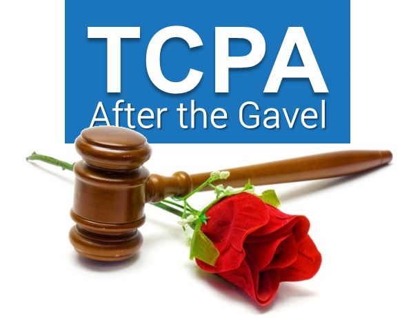 TCPA logo with gavel and rose