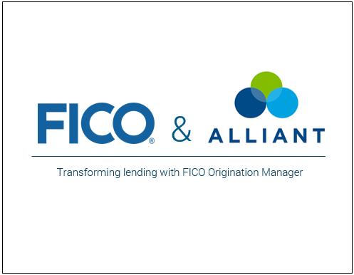 Transforming lending hero How Alliant Credit Union Reinvented Its Lending Program