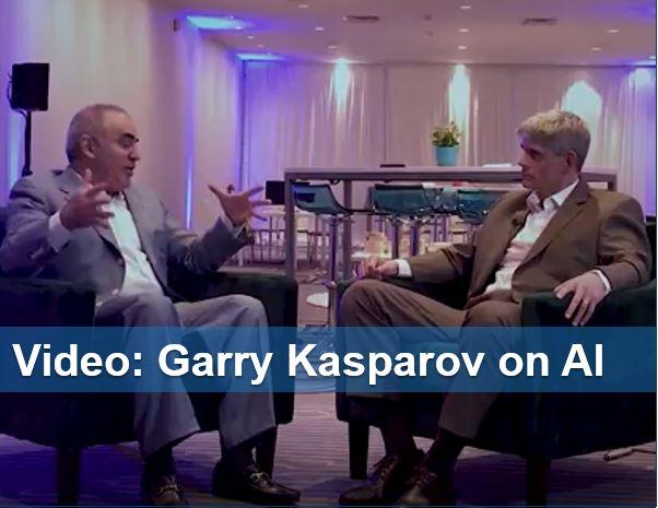 Kasparov on AI 2 Kasparov on AI: Why Is Explainable AI Important? (Video)