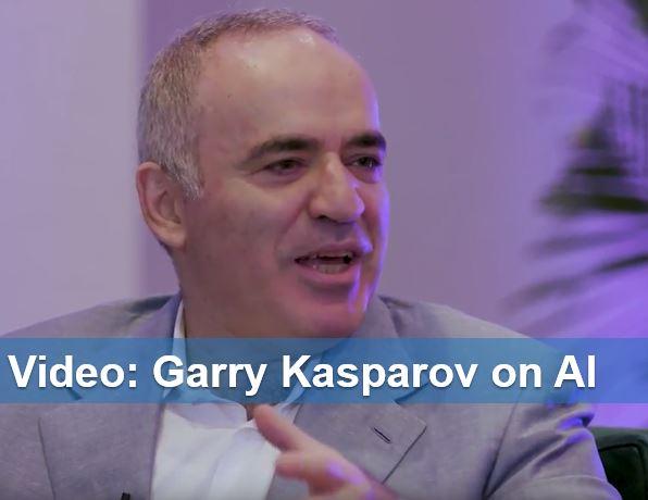 Kasparov on AI 3 Kasparov on AI: Should We Be Afraid of AI? (Video)