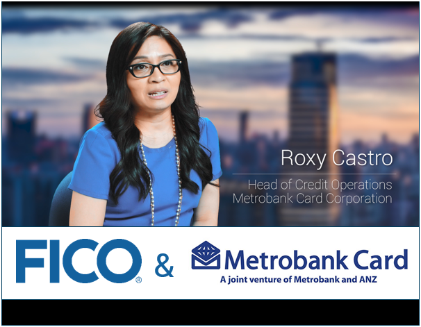 Intelligent Collections Metrobank Card