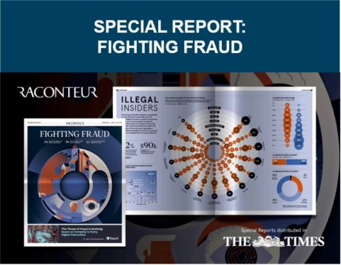 Convergence Fraud Compliance Raconteur Special Report: Convergence of Fraud and Compliance