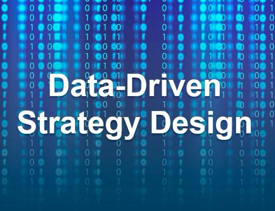 Data-Driven Strategy Design