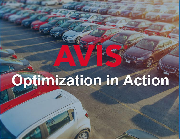 Avis Optimization How Avis Europe Uses Optimization to Make Real Time Decisions