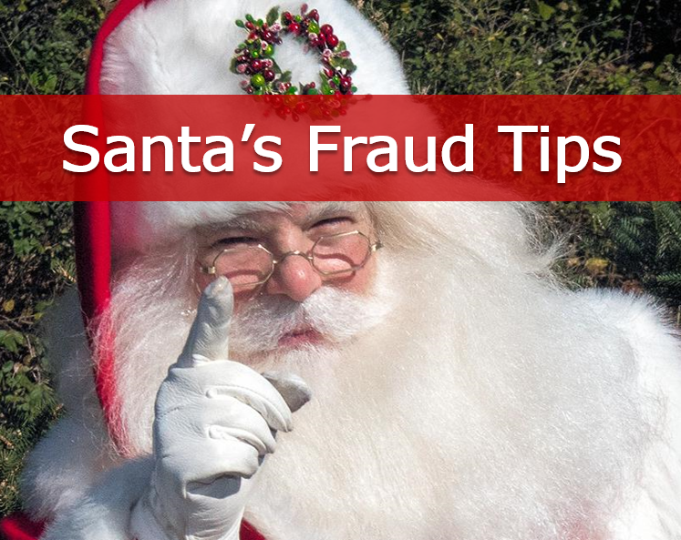 Fraud Christmas Tips 1 Ho Ho Hold It! How to Avoid Fraud at Christmas Time