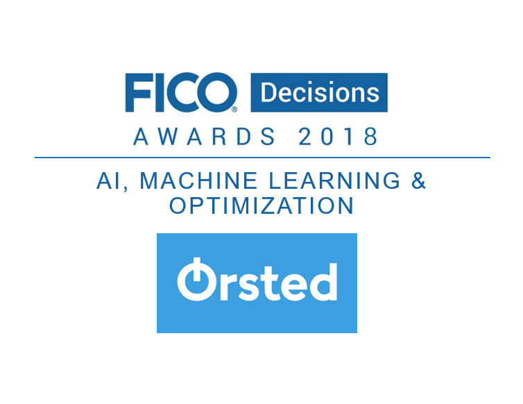 Orsted Optimization FICO Decisions Award Energy Optimization: Ørsted Wins FICO Decisions Award