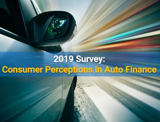 Auto Finance 2019 US Survey