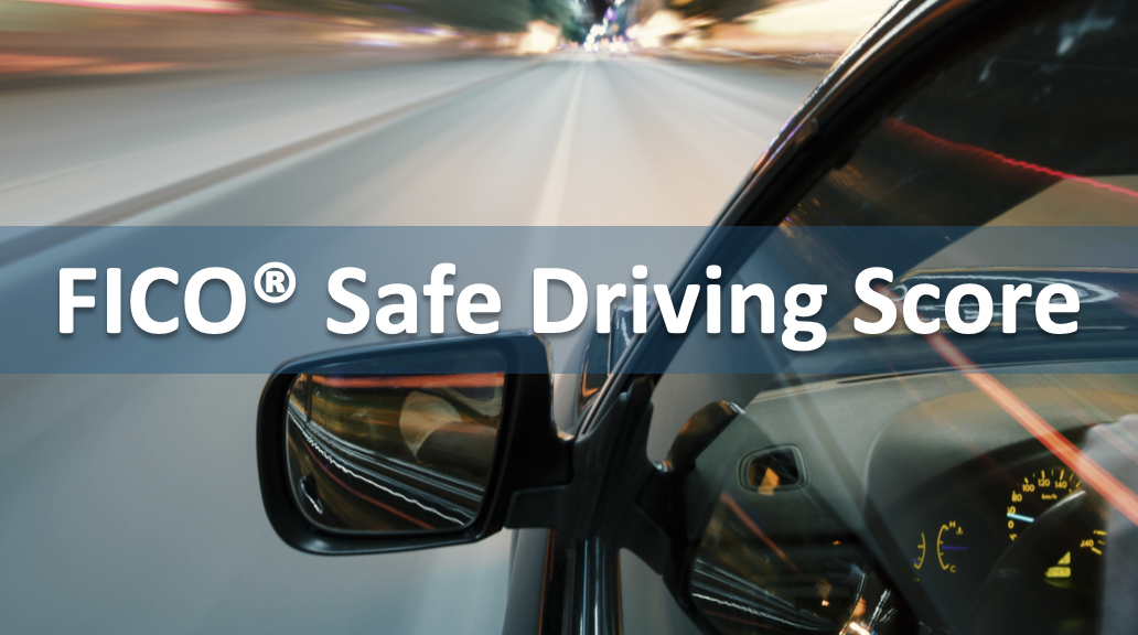 FICO Safe Driving Score